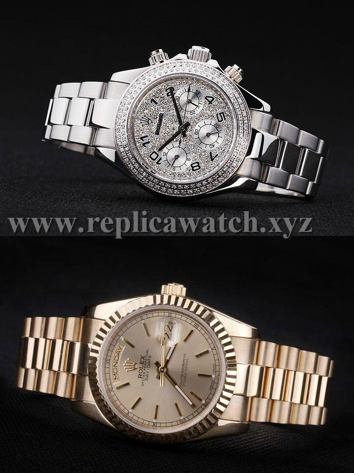 Luksusowe Rolex Repliki Zegarków Dla Mężczyzn Sklepie