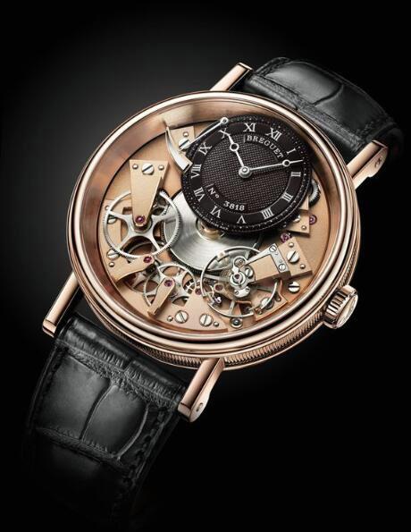Klasyczny Replika Szwajcarski Zegarek Breguet Tradition 7057
