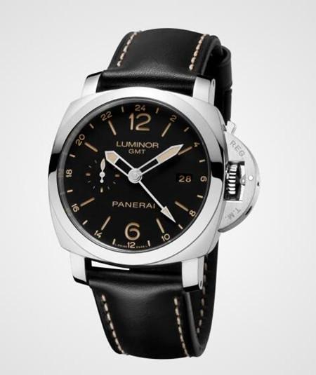 Panerai Luminor GMT 1950 3 dni PAM00531 Najlepsze Szwajcarskie Repliki Zegarków