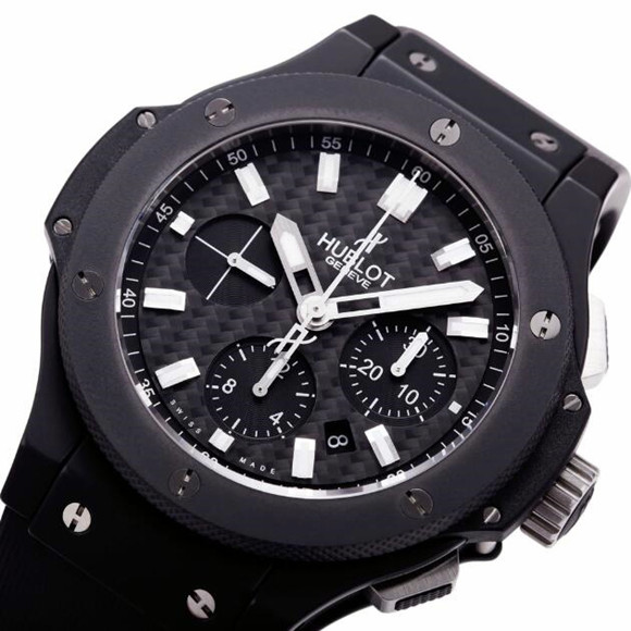 Najlepsza Replika Zegarka Hublot Big Bang Black Magic Ceramic And Carbon Fibre