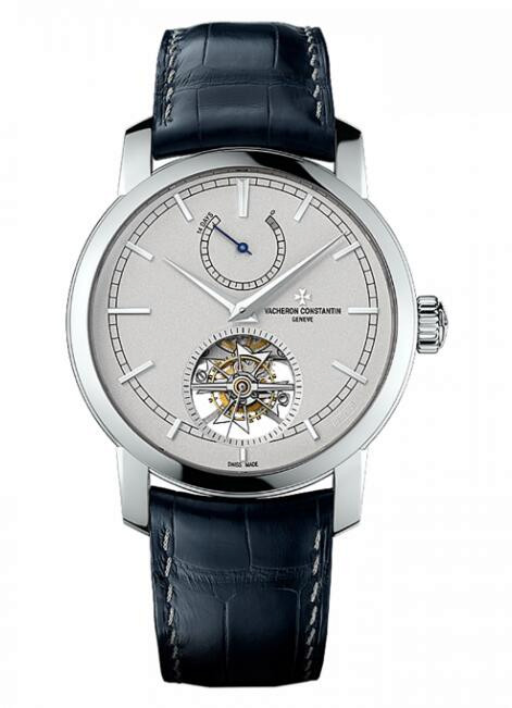 Vacheron Constantin Patrimony Traditionnelle Tourbillon 89000 / 000P 9843 Luksusowy Zegarek Repliki