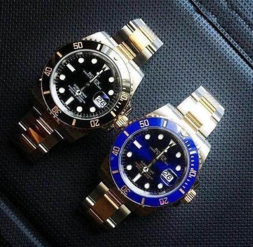 Niski Klucz I Luksusowy Zegarek Rolex Submariner Gold Replica